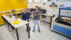 Taller de Prototipado con Hernán Díaz y Cristian Cáceres
