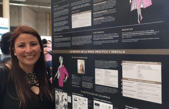 Alumnos de Título de Investigación en Diseño participan en la Feria de Ciencias e Innovación