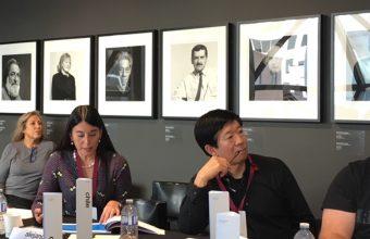 Decano expone sobre la Bienal de Diseño en Ico-D Montreal