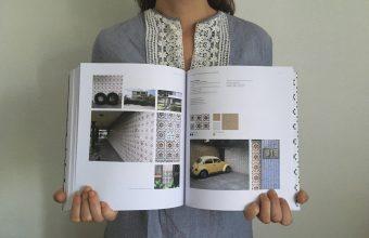 Baldosas de Santiago: uno de los mejores libros para conocer la capital