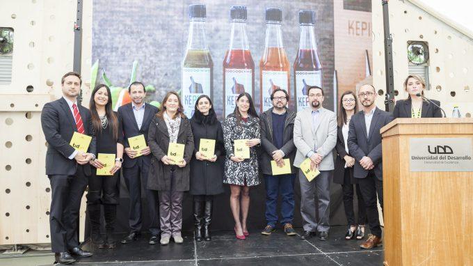 Alejandra Amenábar, Paulina Contreras, Hernán Díaz y Colaboradores TID