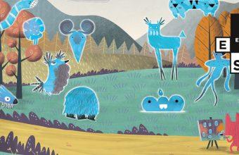 Pato Mena, escritor e ilustrador de libros infantiles