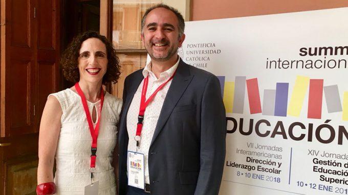 Úrsula Bravo y Sergio Majluf