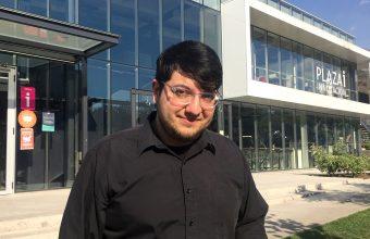 Conversatorio en la Facultad de Diseño con visita internacional Joseph Saavedra
