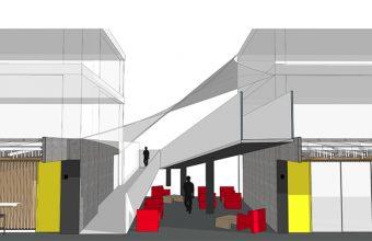 Nuevos espacios para los alumnos de Diseño UDD