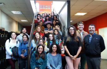 Conversatorio de Gestión de Propiedad Intelectual en Diseño Concepción