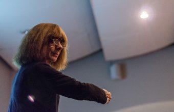 Exitosa charla de Ximena Ulibarri en Concepción