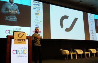 Gino Pampaloni, alumno de la Facultad de Diseño UDD Concepción, gana concurso de marca CIDERE Biobio