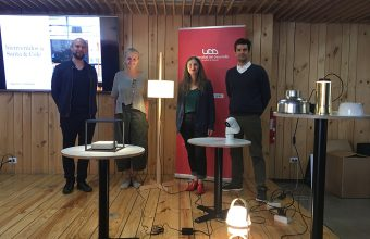 Nina Masó dictó charla en Diseño UDD