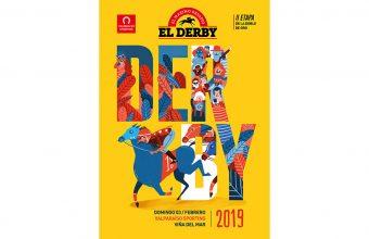 Diseñadora UDD crea la imagen oficial del Derby 2019
