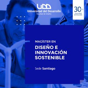 Magíster en Diseño e Innovación Sostenible (MADIS)