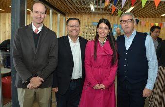 Con Eric Quint de 3M y Wilson Pais de Microsoft se realizó el lanzamiento del Área de Exploración Tecnológica