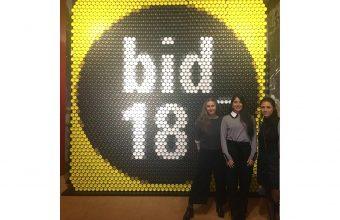 Diseño UDD participó de la Sexta Bienal Iberoamericana de Diseño, Madrid