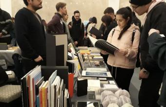 Estudiantes de Diseño publican y exponen libros de artista