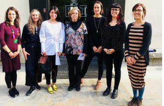 Decano de Diseño UDD se reúne con autoridades de siete universidades españolas líderes en la disciplina