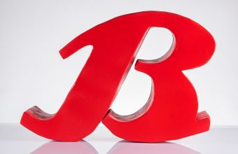 Prototipo tridimensional de marca reconocida