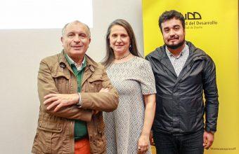 """Exitoso conversatorio en UDD Concepción """"A 100 años de la Bauhaus, innovación en la arquitectura y el diseño"""""""