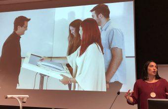 Investigadora de Diseño UDD expuso en Conferencia Cumulus 2019 en Finlandia