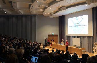 Decano Alejandra Amenábar participa de la conferencia Cumulus Rovaniemi 2019