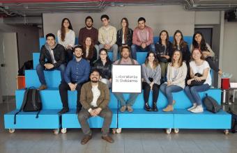 Estudiantes de Diseño participan en Laboratorio Público junto a los ministerios de Economía y Cultura