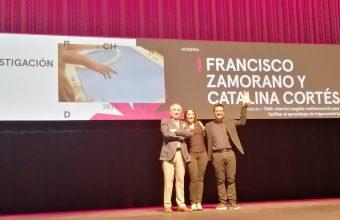 Proyecto TAMI de Diseño UDD ganó la categoría Academia-Investigación en los premios ChileDiseño 2019