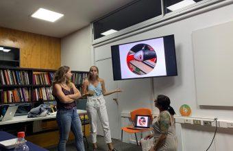Con 21 alumnos cerró la segunda versión del Diplomado de Diseño de Servicios
