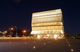 Diseño de Espacios y Objetos de la sede Concepción realizó propuestas para el Teatro Biobío